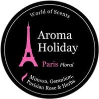 Aroma Holiday Paris Scented Candle